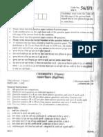 Chemistry - CBSE Board Question Paper - 6- 2010 set 1