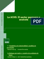 ACHS SectorPesquero y Acuicola