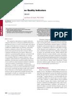 Laboratory Medicine Quality Indicators
