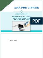 Programa Pdb Viewer