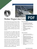 Bab 06 Medan Magnet Dan Gaya Magnet