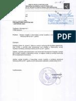 Izvjestaj o Finansijskoj Reviziji Institucija BiH Za 2011
