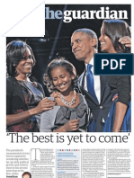 The Guardian 08.11.2012