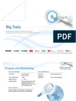 IDG Enterprise Big Data Research (Excerpt)