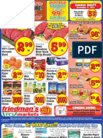 Friedman's Freshmarkets - Weekly Specials - November 8 - 14, 2012