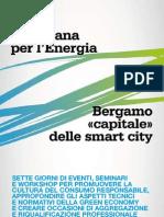 Bergamo capitale delle smart city