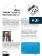 Cambridge Healthcare Networks case study