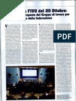Fivu - Leonardo Di Paola nel gruppo di lavoro