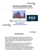 Walkability and Access Audit Report - Bhikaiji Cama Place, New Delhi