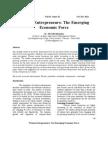 Women Entrepreneurs- The Emerging Economic Force