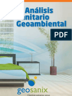 Analisis Salud Geoambiental Geosanix