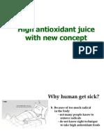 High Free Antioxidant