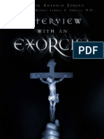 Interview With an Exorcist - Fr. Jose Antonio Fortea
