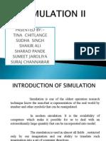 Simulation II