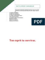 Encyclopédie cannabique
