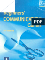 Hadfield Beginner Communication Games