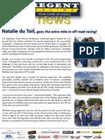 Regent Racing_October Newsletter