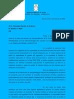 Anexo 4 Proyecto de Ley Para Reformar Ley Organica Del Ministerio Publico
