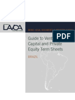 Brazil Guide to Venture Capital and Private Equity Term Sheets