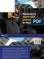 Manual de Identificacion y Evaluacion de Riesgos