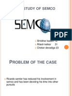 Case Study of Semco