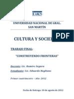 Trabajo Final Cultura y Sociedad