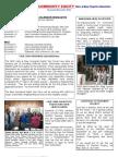 FACE Newsletter November December 2012