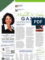 Gazette, Fall 2012
