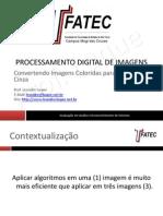 PDI-Aula5-CorParaEscalaDeCinza