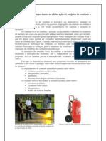 Gás e Combate a Incêndio