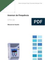 Inversor_Frequência_WEG_-_CFW-08