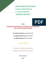 HPV Monografia