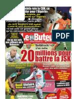 LE BUTEUR PDF du 09/10/2012