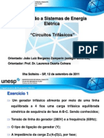 Márcio - Exercicios Sistema Trifasicos