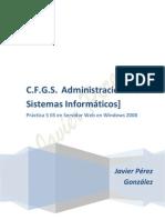 JPerez Practica5 IIS