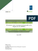 El turismo como estrategia de desarrollo en la  Región de Ica (PERÚ)