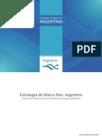 Marca Pais Argentina Silvina Alfonsin