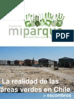 Modelo Participativo de creación de áreas verdes
