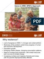 Iris Krebber of DFID__ Building resilience in ARD