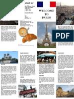 Week 08 _ Lab 07 _ Paris Brochure