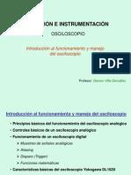 Osciloscopio 2012