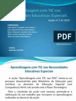 Aprendizagem Com TIC Nas Necessidades Educativas Especiais