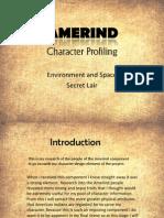 Amerind Character Profiling