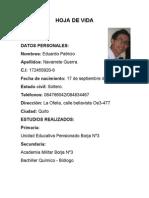 HOJA DE VIDA Eduardo Navarrete.doc