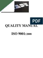 ISO 9001 Quality Manual - Kraft.