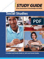 TAKS Social Studies Study Guide