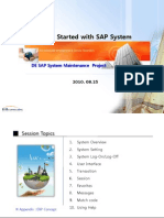 1.SAP SAP Getting Started En