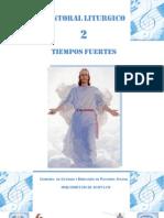 Cantoral Litúrgico - TIEMPOS FUERTES - www.pjcweb.org