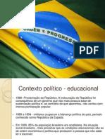 A História da Educação no Brasil - Primeira República 1889-1930
