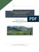 ERYC Youth Health Assessment Nov 2012